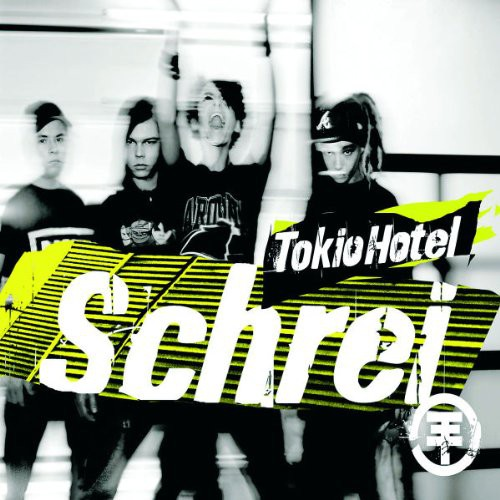 Tokio Hotel - Schrei - Single