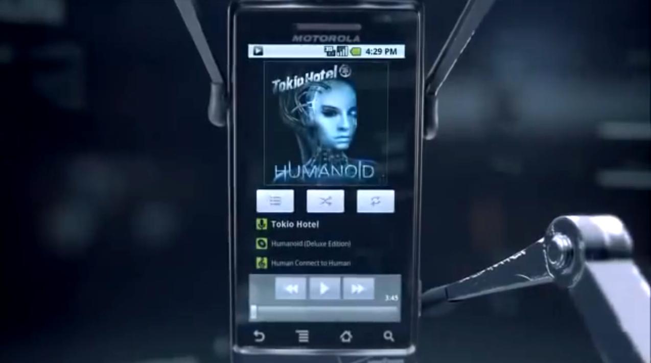Dave Roth - Motorola Droid